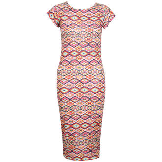 View Item Aztec Midi Dress